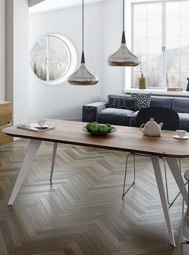 Esstisch für das Wohnzimmer - COMNATA Magazin