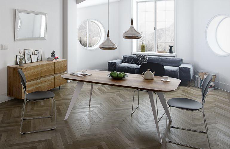 Der passende Esstisch für das Wohnzimmer?  COMNATA Magazin