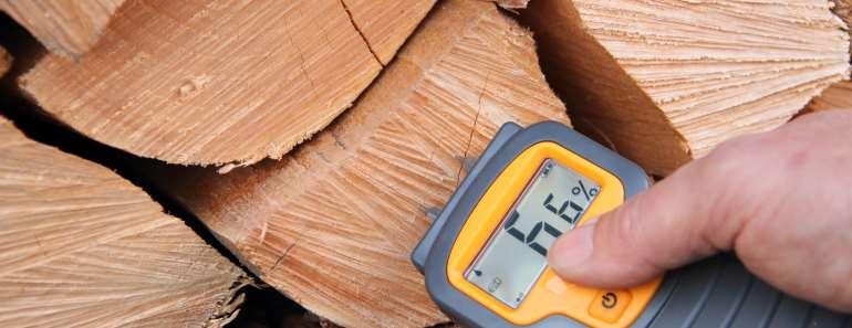 Messung der Holzfeuchtigkeit | COMNATA Magazin