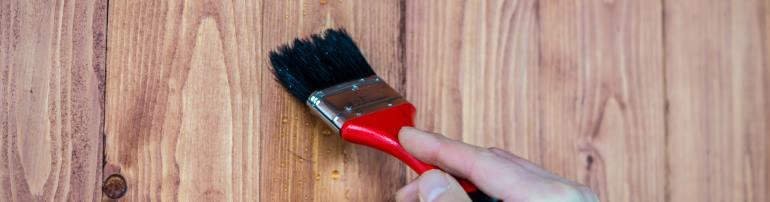 Holz beizen - COMNATA Esstisch informiert