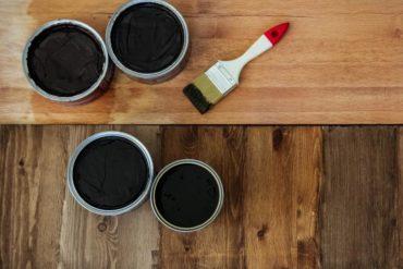 Ölen, Beizen, Lackieren von Holzoberflächen | COMNATA Esstisch